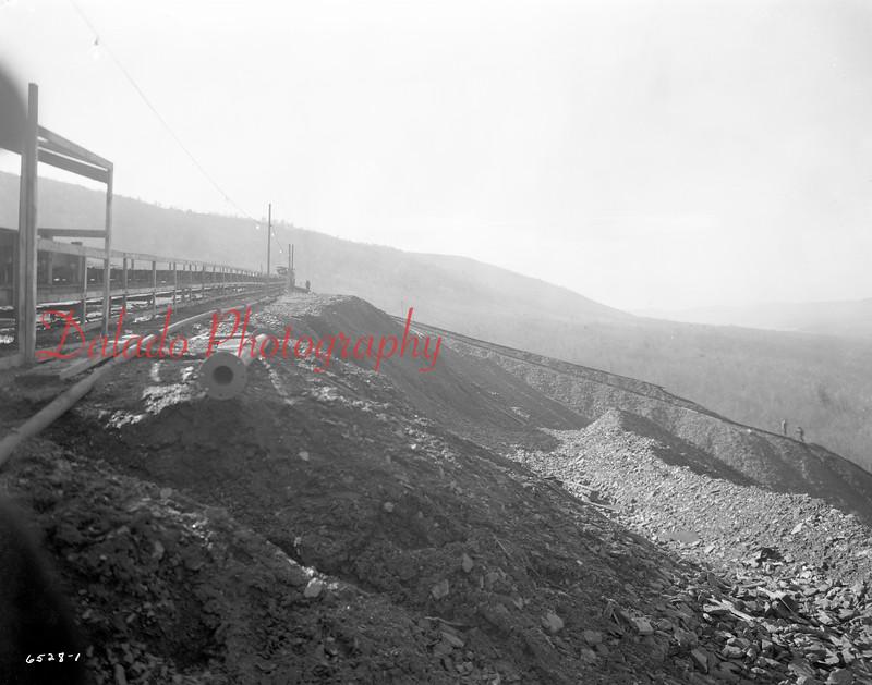 (11.19.1945) Stevens at the west end of Trevorton.