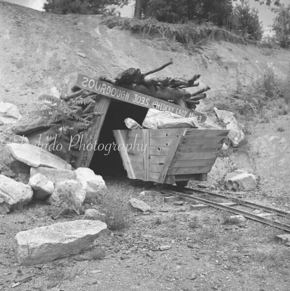 (July 1963) Sourdough Joe's Unlucky Mine.