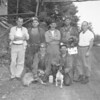 (Aug. 1962) Group of miners.