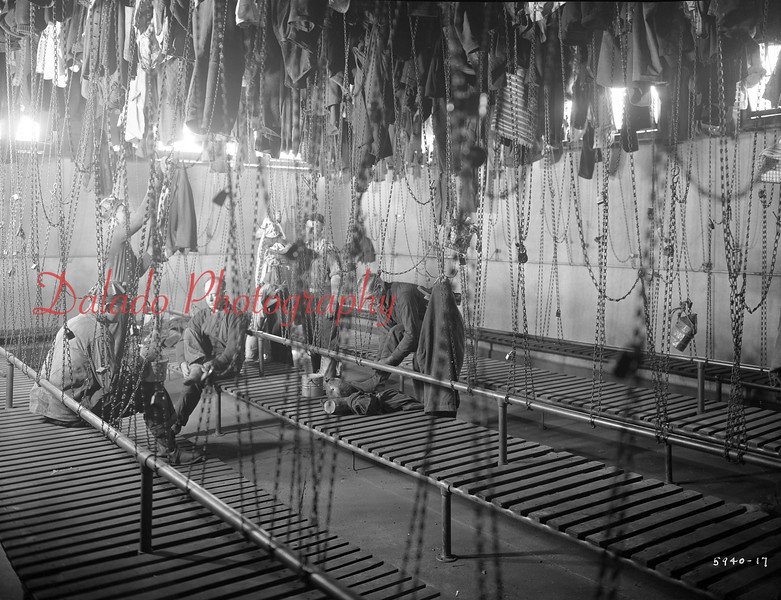 (07.27.1934) The washhouse of the Oak Hill Colliery in Minersville.