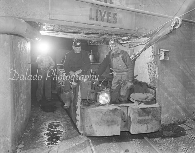 (1951) Mine, unknown.