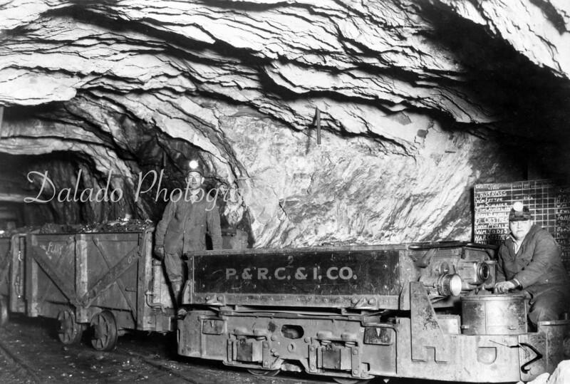 Lost Creek Mine.