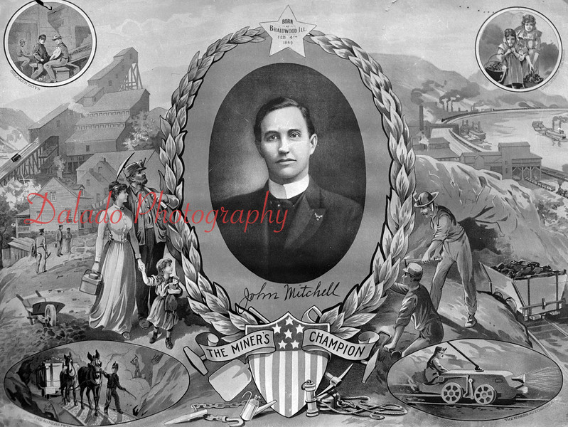 Composite of Johnny Mitchell.
