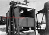 (January 1945) Safety gate and bonnet on standby cage for use in man and coal shaft. No. 2 shaft, Maple Hill Colliery, is used for Philadelphia Coal and Iron Co.