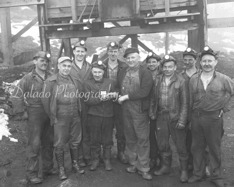 (11.19.53) Miners, likely a retirement.