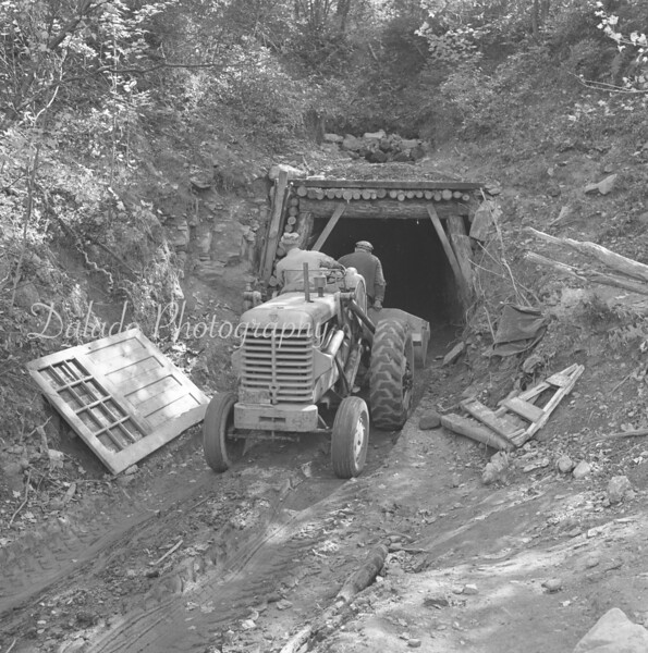 Local mine, unknown.