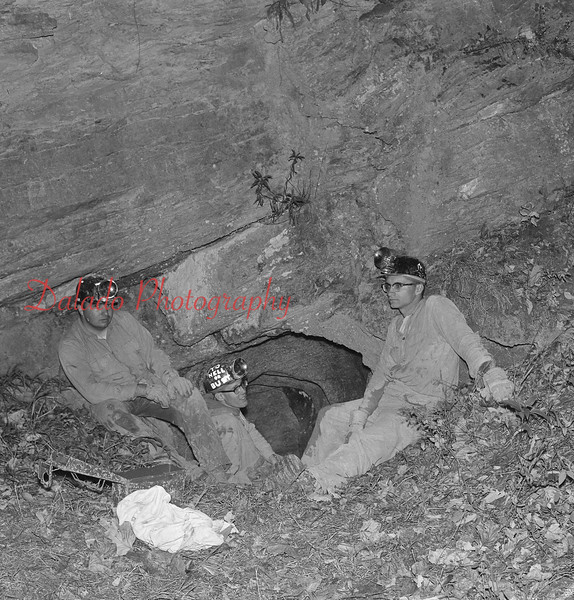 (Oct. 1963) Bootleg operation, unknown location.