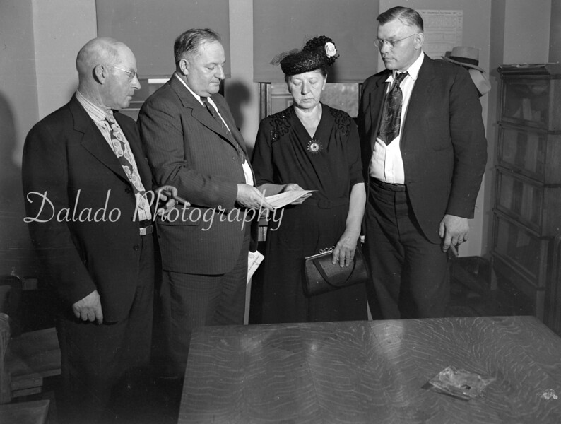 (06.11.47) A presentation by the United Mine Workers to Ms. Konetski.