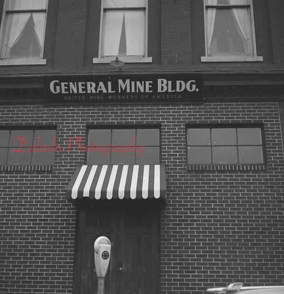 (March 1957) General Mine Building, United Mine Workers of America.
