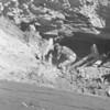 (Summer 1962) Mooch Kashner at the edge of a mine.