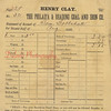 Henry Clay bill.