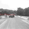 (06.07.1962) Appears to be men standing on a refurbished bridge on Badman's Hill Road (the back way to Irish Valley).