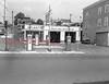 (07.01.1955) Atlantic gas station along Chestnut Street in Kulpmont.