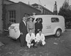 Kulpmont Community Ambulance- This association was sponsored by the Lions Club and was composed of Lions Club members and a pastor of each of the four community pastors. The first ambulance was purchased in 1942.