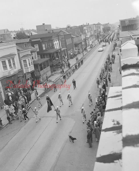 A parade, unknown year.