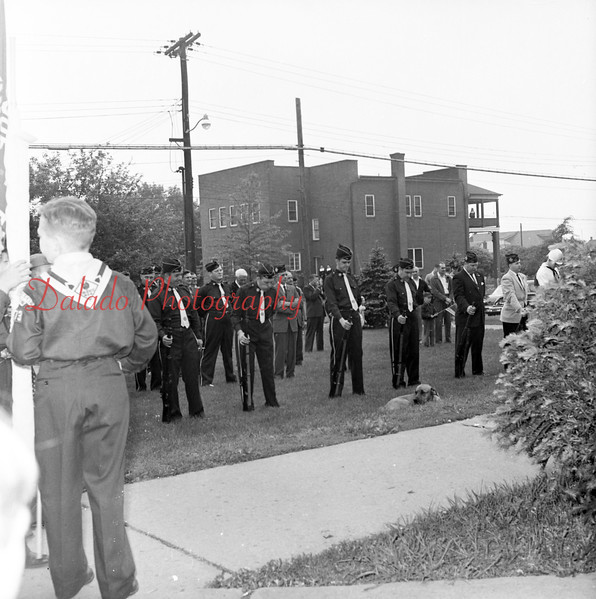 (May 1960) Kulpmont Memorial Day.