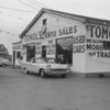 (Sept. 1958) Tomol's Auto Sales along Route 122 (Route 61) in Kulpmont.