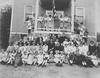 (1930) Ukrainian members from Kulpmont at Liberty Hall.
