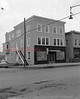 (11.26.1953) Kulpmont Post Office on Chestnut Street. At the time the building was owned by John F. Miles.