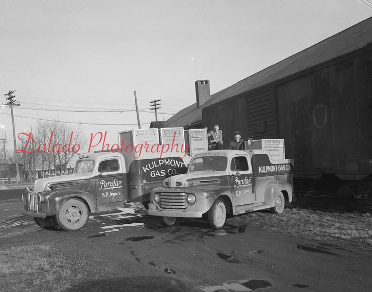 Kulpmont Gas Company.