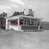 (June 1951) Frozen Custard stand probably along Route 61 (122) near Strong.