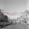 (Dec. 1968) Oak Street in Mount Carmel.