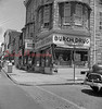 (1956) Burch Drug Store at Fourth and Oak streets in Mount Carmel.