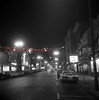 (12.18.66) Christmas lights over Oak Street.