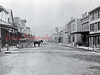 Really old photo of Oak Street.