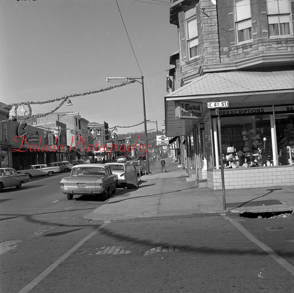 (1965) Oak Street.