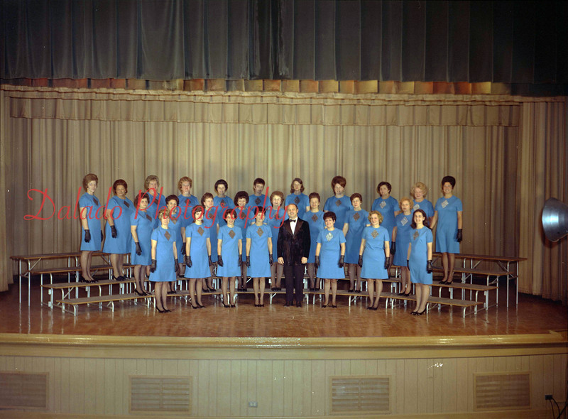 (02.18.1973) Ladies Choral Group.