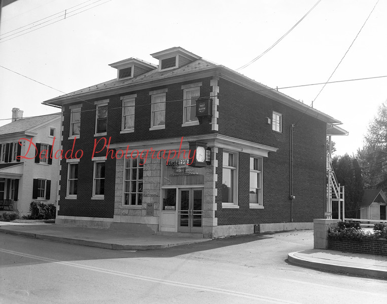 (1964) Guarantee Bank in Elysburg.