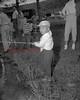 (06.26.1958) Zerbe Rod and Gun Club derby on June 26, 1958. Two-year-old Darwin Latsha, of Trevorton, youngest fisherman.