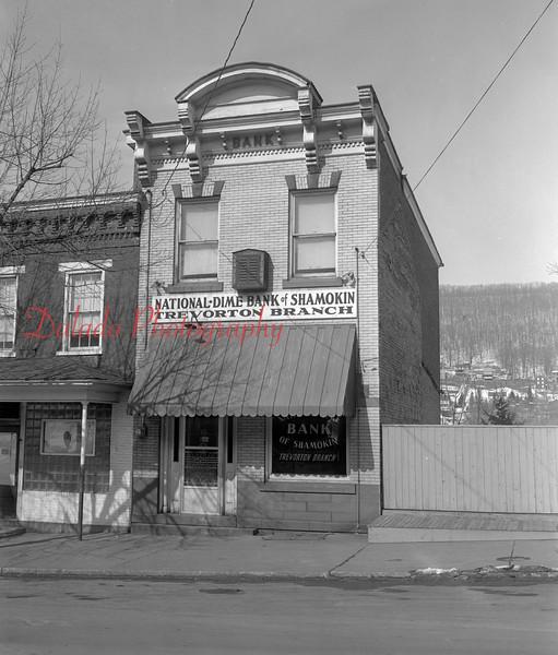 (1964) National Dime Bank in Trevorton.