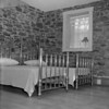 (1956) C.Q. McWilliams, of Bear Gap, has restored this home that was once an inn along the turnpike in 1810. Shown is the product of two years of work. An old fireplace in the kitchen that was unearthed revealed war boots, old hand-blown whiskey bottles, three pennies dated 1801, 1808 and 1834, and a pamphlet printed in 1863. McWilliams bought the house two years ago. A notice of sale in 1827 and printed in the Sunbury Gazette is the first known printed record. The inn was a stage coach office until Leisenring's Inn opened below and the stage office moved down there.