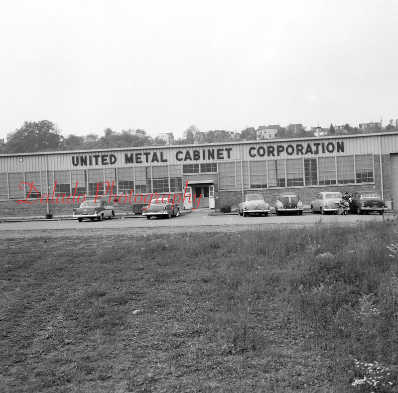 (1958 or 59) United Metal Cabinet Corp. (Not sure exact location.)