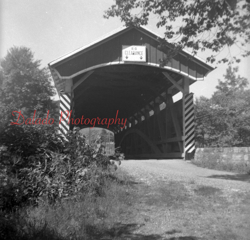 Most likely Keefer Station Bridge that spans Shamokin Creek, east of Sunbury on township Route 698. It was built in 1888, and owned by Northumberland County.