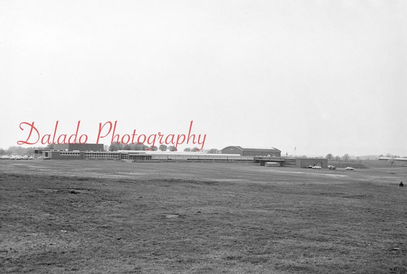 (April 1959) New $1.75 million Upper Dauphin High School.