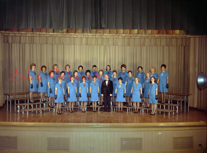 (02.18.1973) Ladies Choral Group.