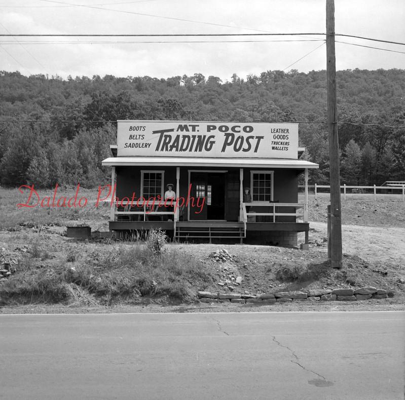 Mt. Poco Trading Post, unknown location.