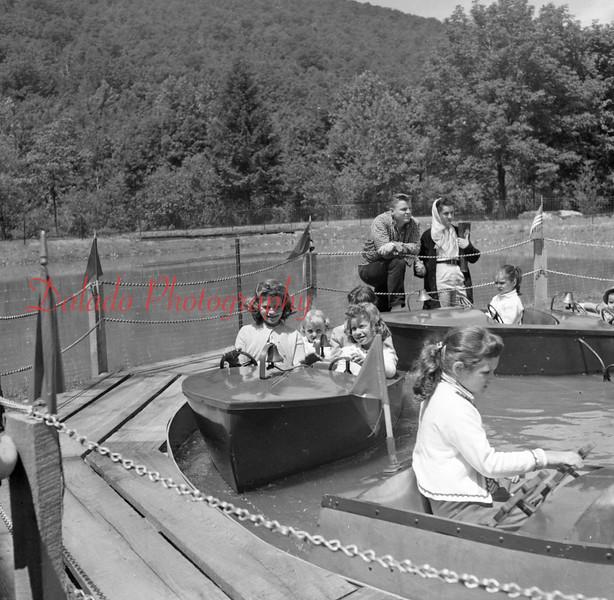(June 1958) Doodle Bug Park.