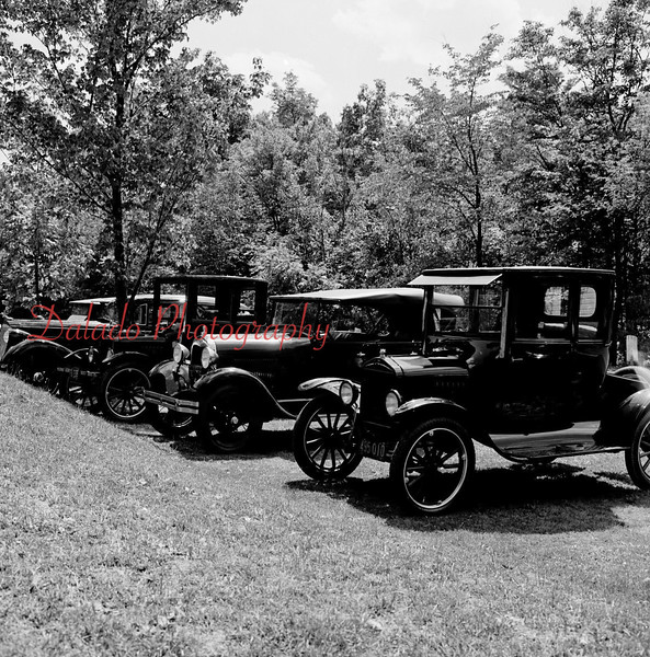 Old cars. (Unknown event and date.)