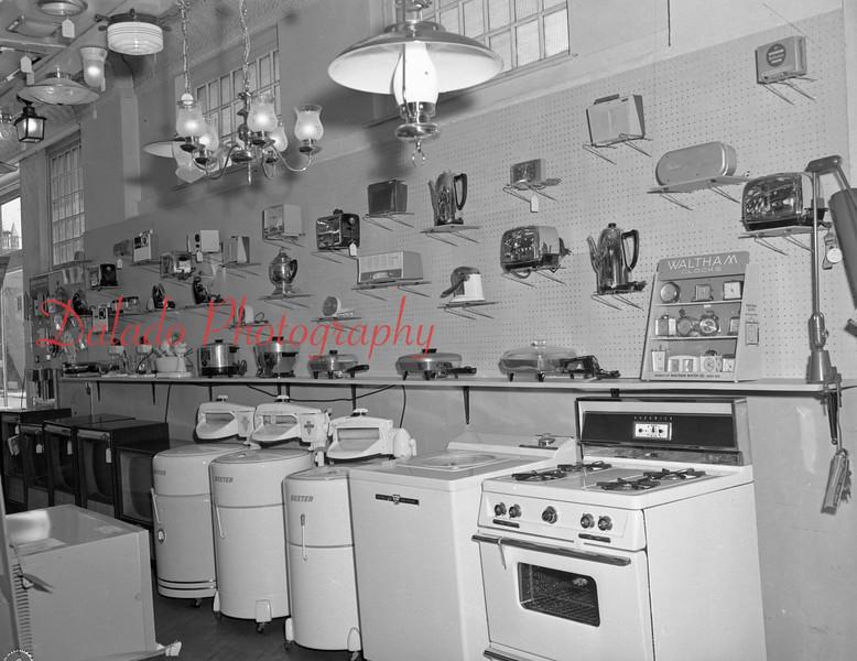 Unknown appliance store.