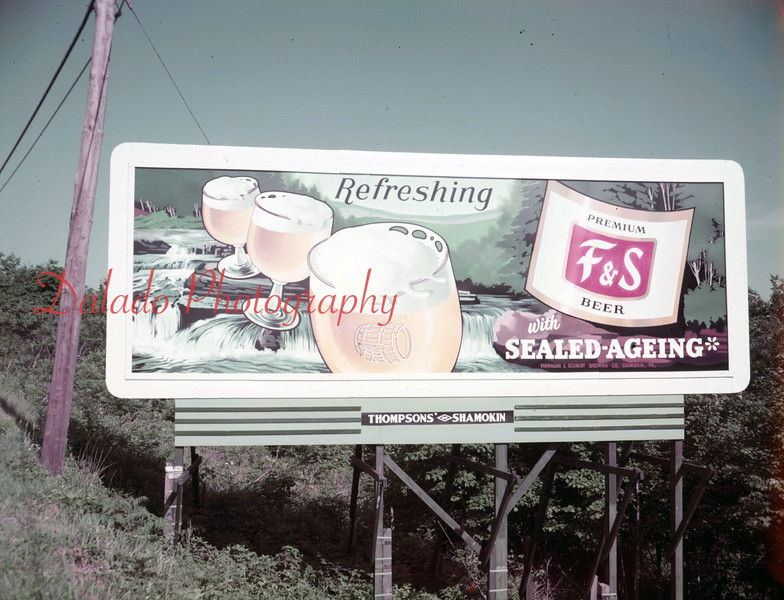 F&S billboard, unknown location.