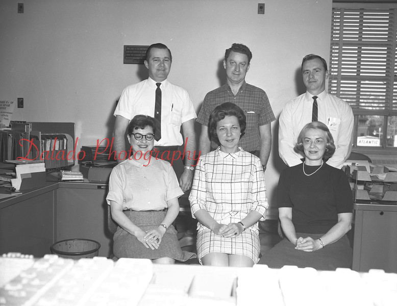 (05.19.1967) Employees of Bell Telephone.