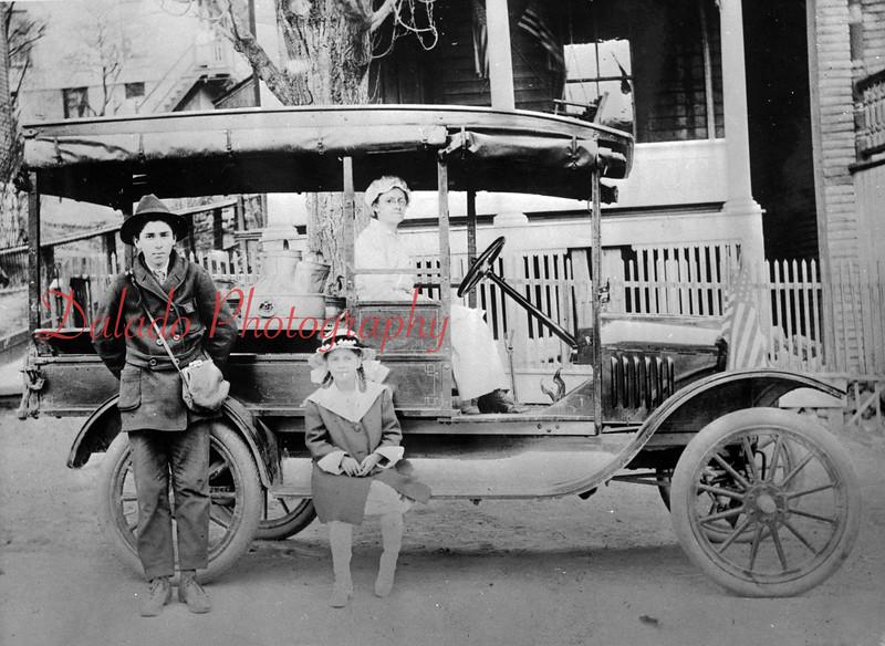 """(1919) """"First Truck."""""""