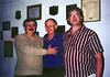 "(Here he is with such notables as Jeff Mattox, right, former owner of the Victoria Theater,) As Kutza became more recognized by the radio station, he hosted the afternoon schedule. It was during this time, that he began ending his program with a phrase that became popular to his listeners, ""Put that supper on, Herma Annie; I'm coming home."" In November of 1976, Jim O'Leary and Art Sherman, owners of the station, gave him the name ""The Morning Mayor."" He hosted a new program and changed the sign-off to ""Put that lunch on, Herma Annie; I'm coming home."""