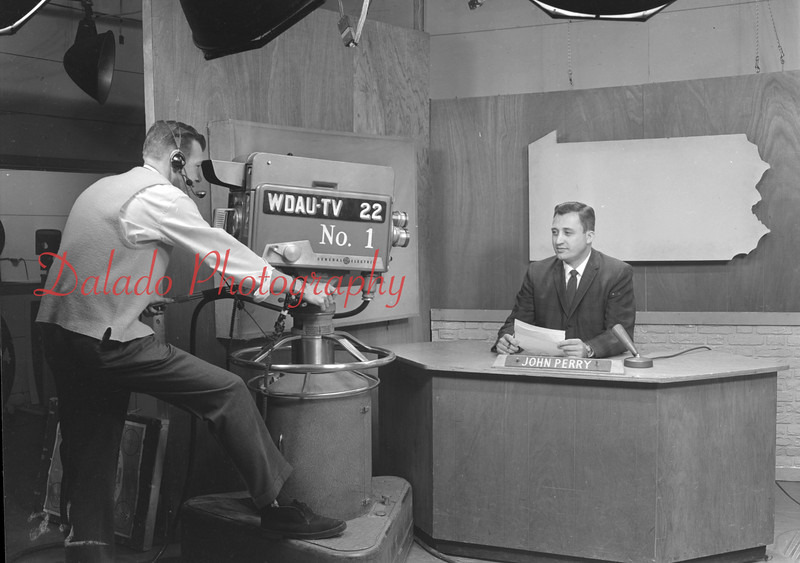 (Oct. 1961) TV or radio station.