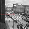 (1955) Memorial Day Parade in Shamokin.