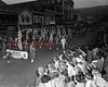 (1954) Tamaqua High School band in a Mount Carmel parade.